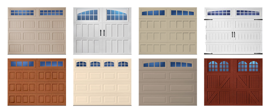 The key to finding the right garage door the one that you\u0027ll still be happy about years from now is finding the door with color and style that you like ... & Precision Door Services Of Mobile | New Garage Door Installation ...