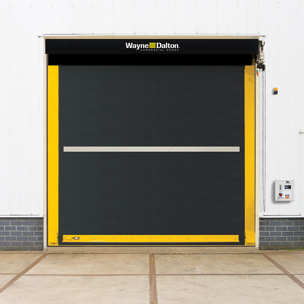 Commercial Garage Doors Mobile Rolling Steel Doors Mobile Metro Area